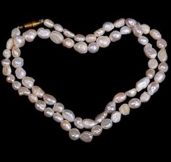 What Are Baroque Pearls And How Valuable Are They