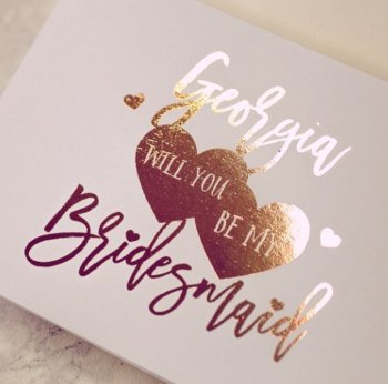 5654d5bb6f4d Shopping around for bridesmaid gifts  Pop up the question to your girls  with a personalized gift of love. Don t know how to pick the perfect gifts  for your ...