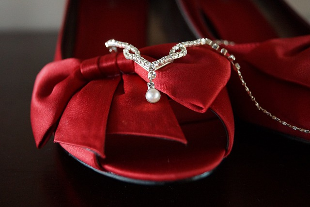shoes and pearls