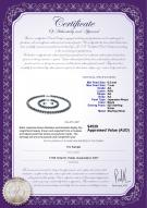 product certificate: B-AA-657-S-Akoy