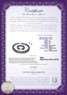 product certificate: FW-B-A-67-S-DBL