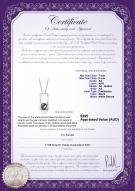 product certificate: FW-B-AA-78-P-Athena