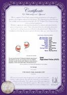 product certificate: FW-P-AAA-56-E-Dolphin