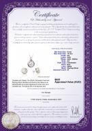 product certificate: FW-W-AA-910-S-Kelly