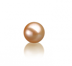 7-8mm AAAA Quality Freshwater Loose Pearl in Pink