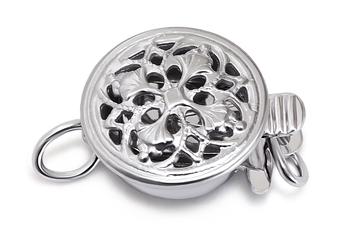 Clasp in Ragel - Sterling Silver