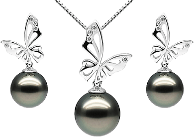 Black Tahitian Pearl Sets