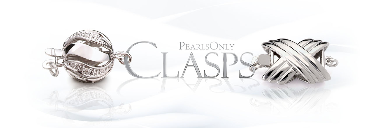 PearlsOnly Clasps