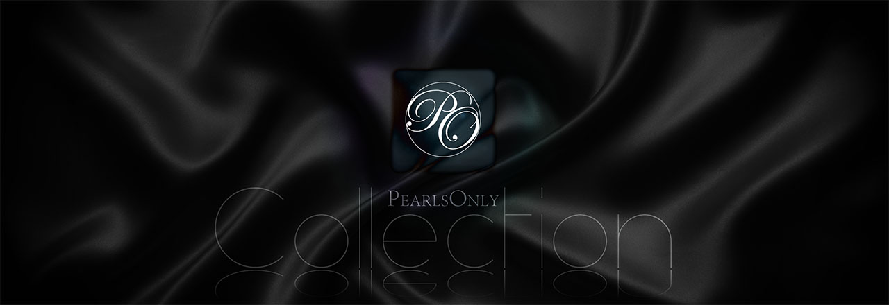 Landing banner for Pearls Only Black Label